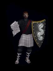 Caster Uniform