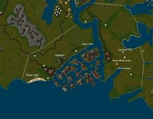 Vesper Guard Territory